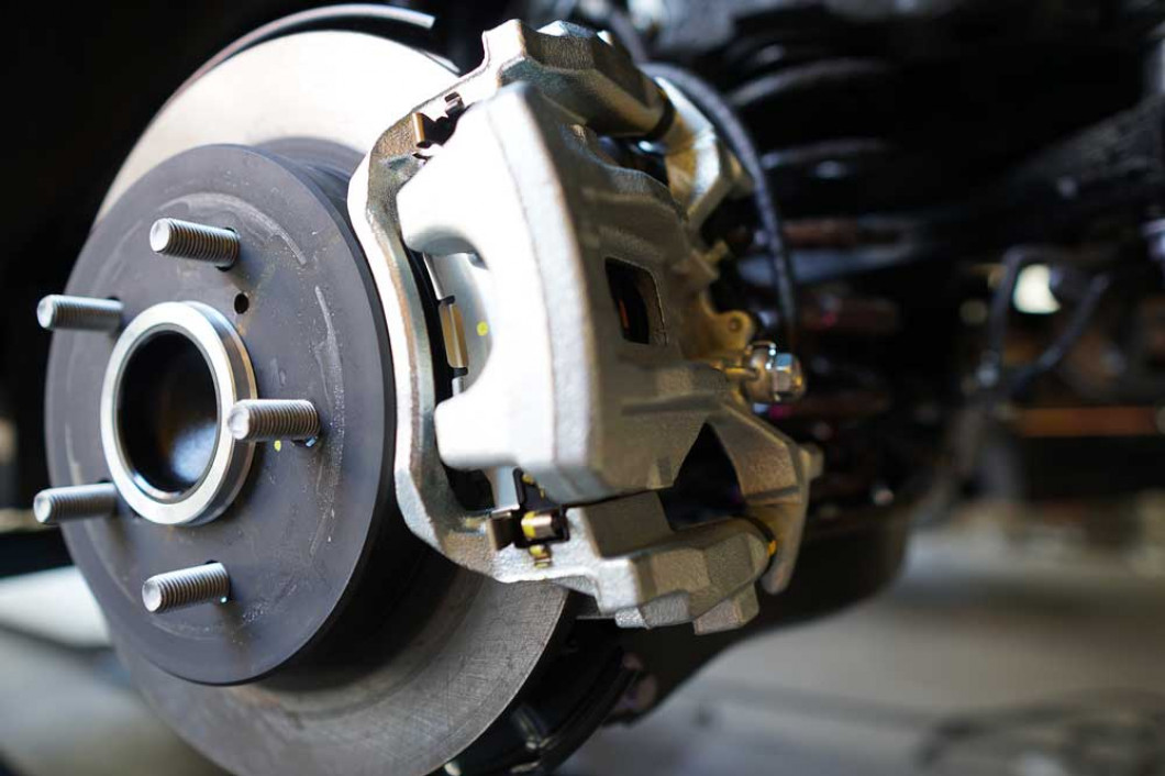 Stay Safe With New Brakes